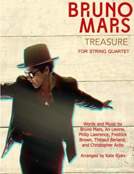 Treasure (String Quartet)