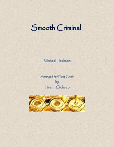 Smooth Criminal for Flute Choir