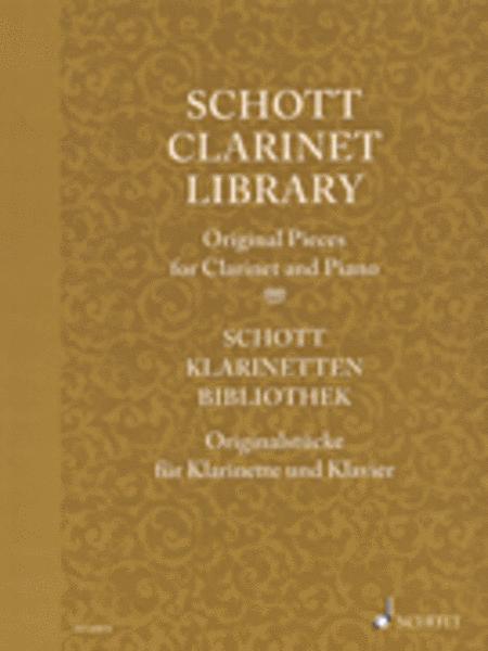 Schott Clarinet Library