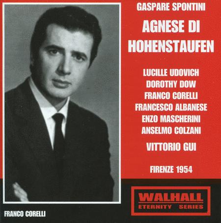 Agnese Di Hohenstaufen: Udovic