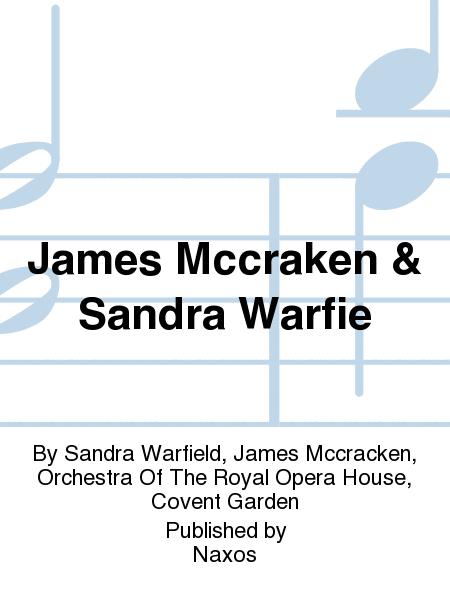 James Mccraken & Sandra Warfie