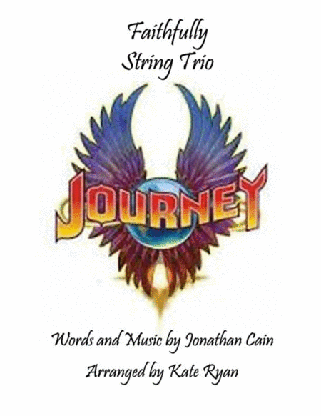 Faithfully (String Trio)