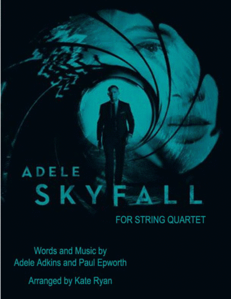 Skyfall (String Quartet)