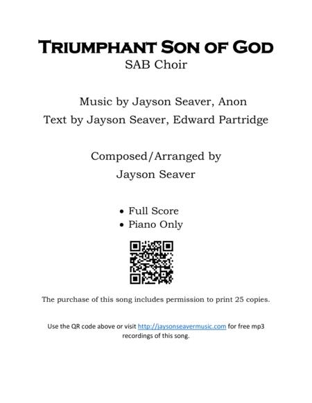 Triumphant Son of God