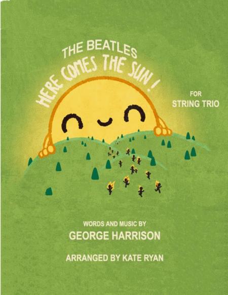 Here Comes The Sun (String Trio)