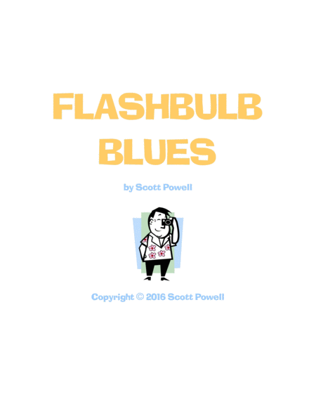 Flashbulb Blues