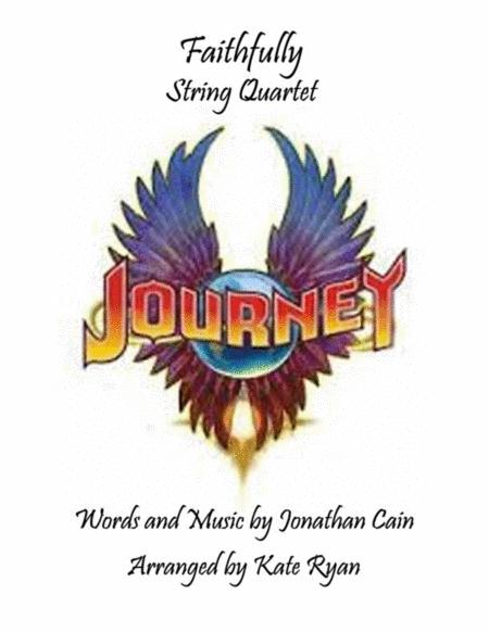 Faithfully (String Quartet)