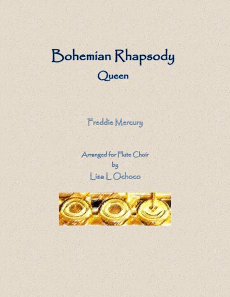 Bohemian Rhapsody for Flute Choir