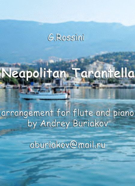 Neapolitan Tarantella (flute)