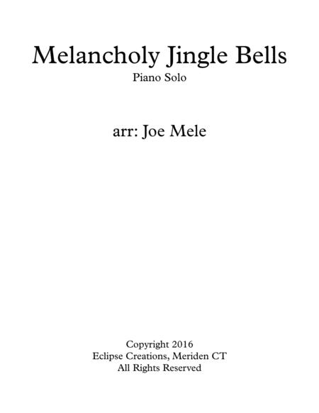 Jingle bells - Melancholy (Piano Solo)