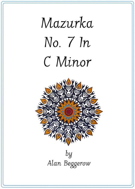 Mazurka No. 7 In C Minor
