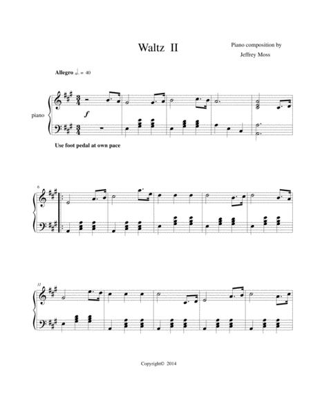 Waltz II