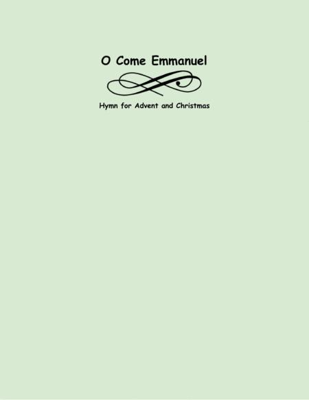 O Come Immanuel (string trio)