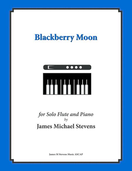 Blackberry Moon - Flute Solo