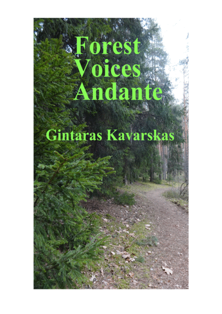 Forest Voices Andante