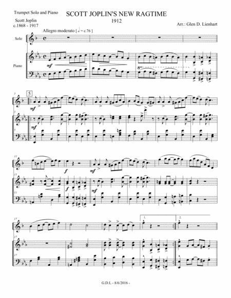 Scott Joplin's New Ragtime