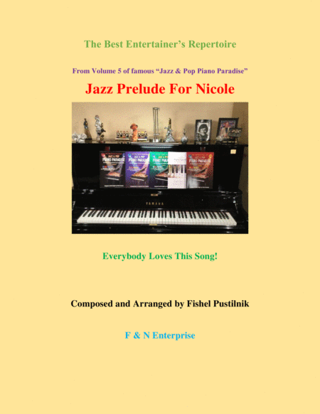 Jazz Prelude For Nicole