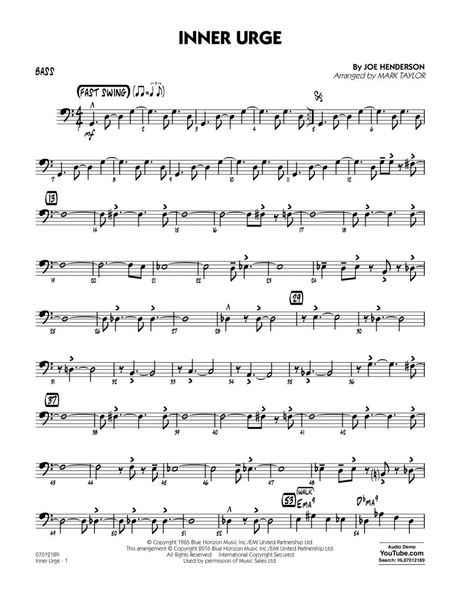 Inner Urge - Bass