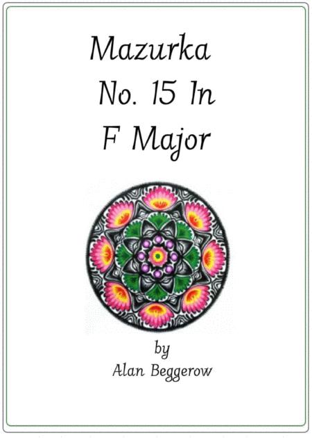Mazurka No. 15 In F Major