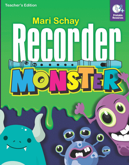 Recorder Monster Teacher Book