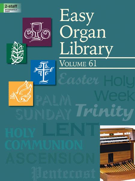 Easy Organ Library, Vol. 61