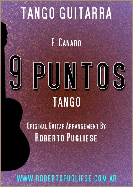 9 Puntos - tango guitar