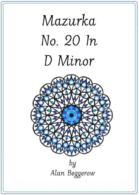 Mazurka No. 20 In D Minor
