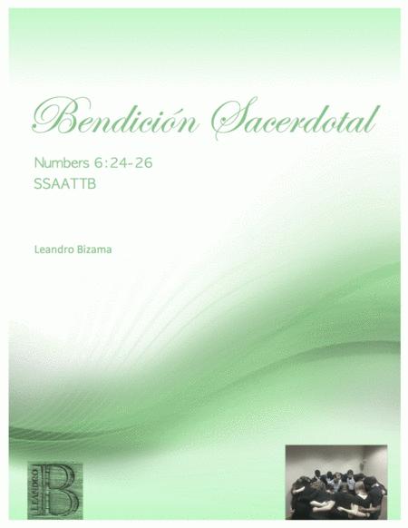 Bendición Sacerdotal - Priestly Benediction, Numbers 6:24-26