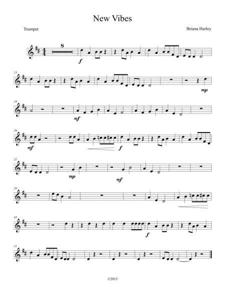 New Vibes - Trumpet