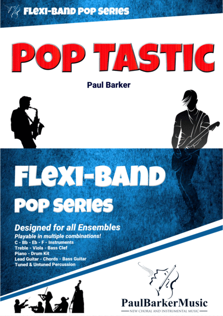 Pop Tastic (Flexi-Band Score & Parts)