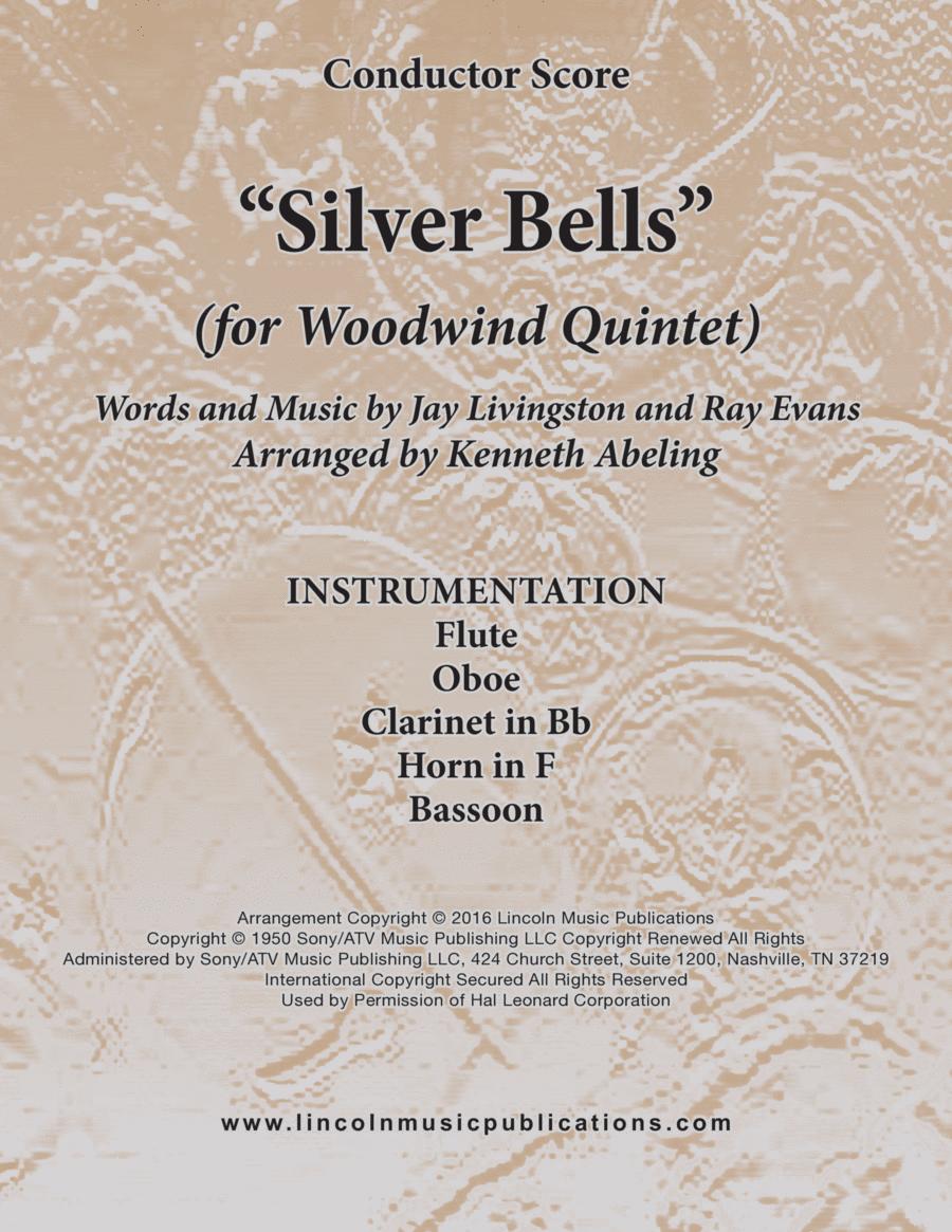 Silver Bells (for Woodwind Quintet)