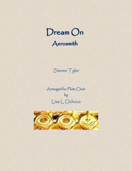 Dream On for Flute Choir