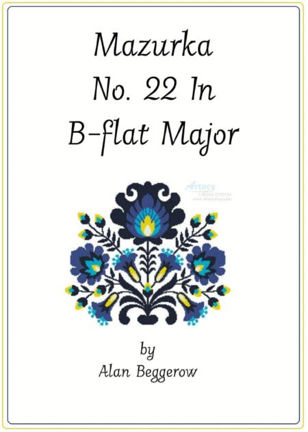 Mazurka No. 22 In B-flat Major