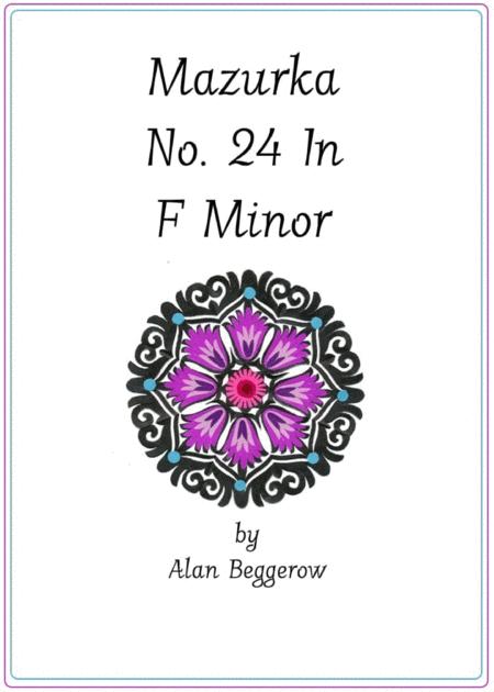 Mazurka No. 24 In F Minor