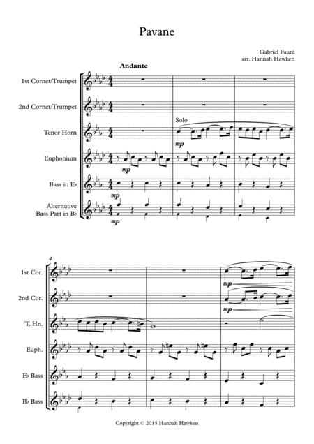 Pavane (Op. 50)