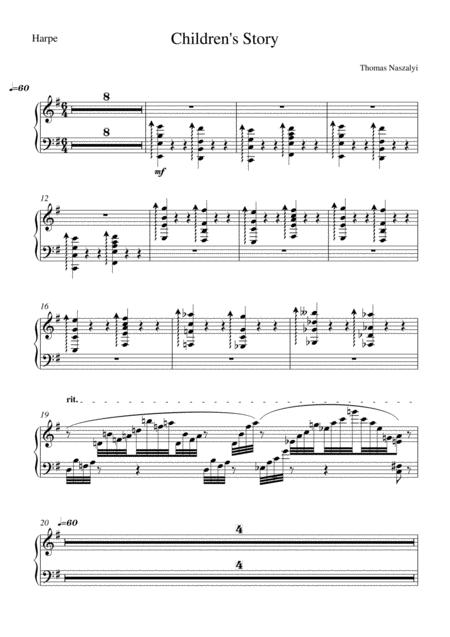 Children's Story/Harp PART