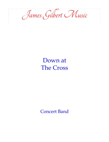 Down At The Cross