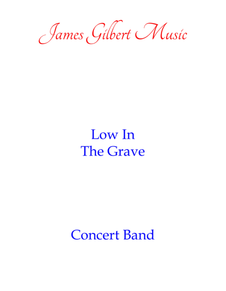 Low In The Grave (Up From The Grave)