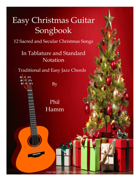 Easy Christmas Guitar Songbook