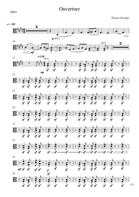 Ouverture/Viola PART