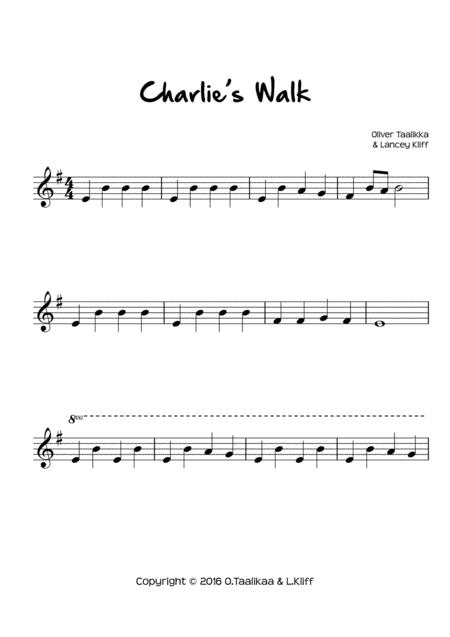 Charlie's Walk