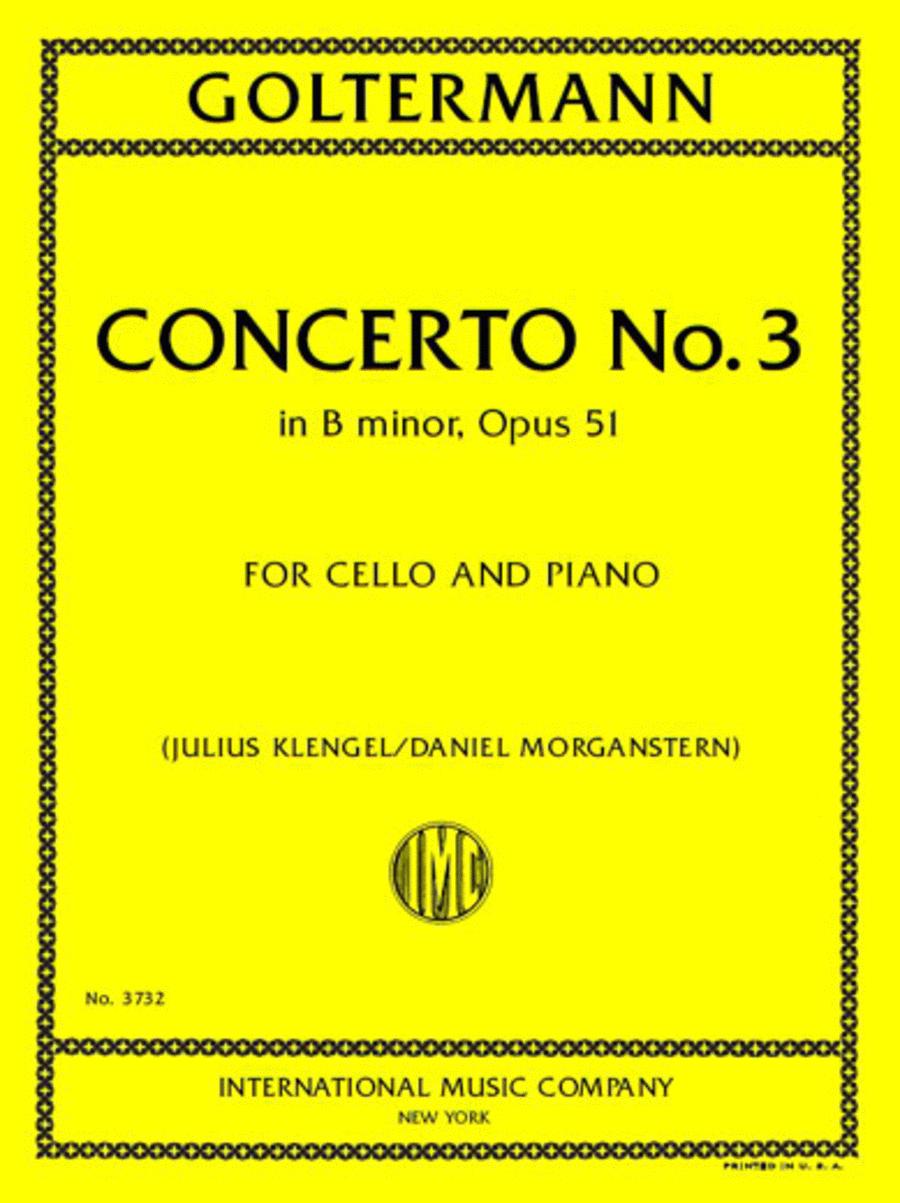 Concerto No. 3 in B minor, Opus 51