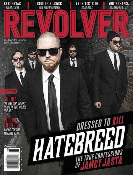 Revolver Magazine June / July 2016