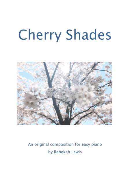 Cherry Shades (easy piano)