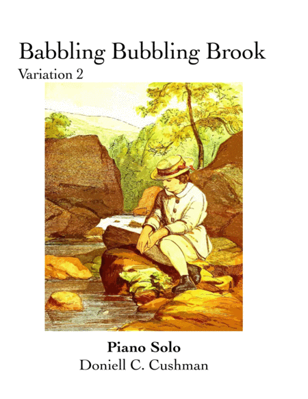 Bubbling Babbling Brook - Variation 2
