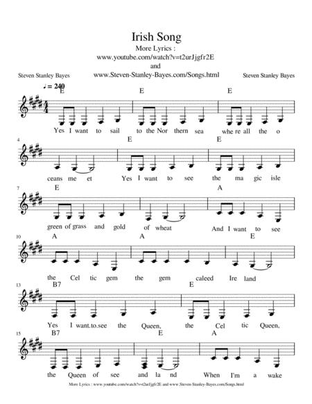 Irish Song