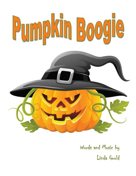 Pumpkin Boogie - Easy/Beginner Piano