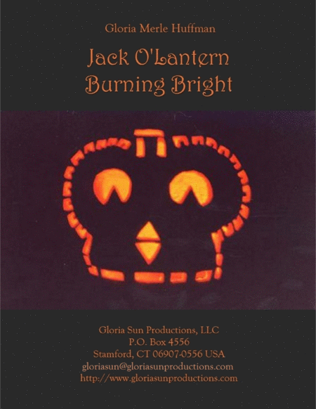 Jack O'Lantern Burning Bright
