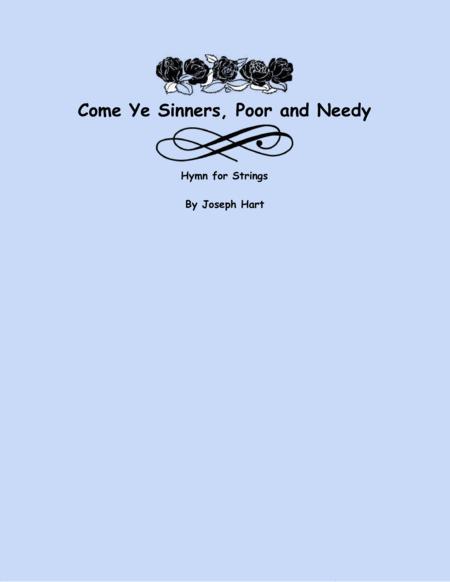 Come Ye Sinners
