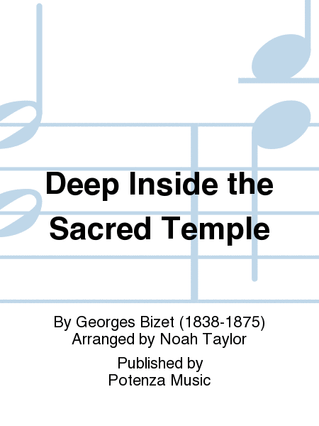 Deep Inside the Sacred Temple